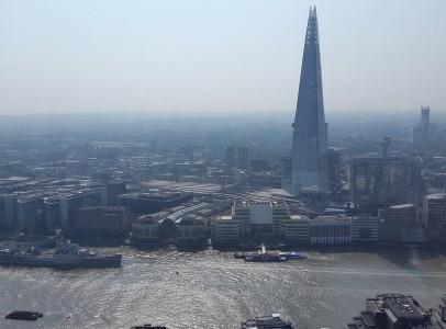 London Bridge Place - London Underground Interface work image