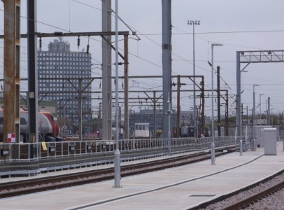 Willesden Depot Upgrade image